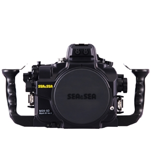 MDX-5D MkIII v2 HOUSING - Sea & Sea
