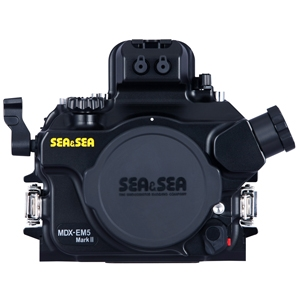 MDX-EM5 MkII Housing - Sea & Sea