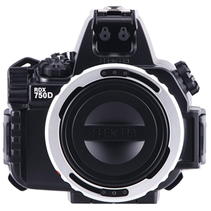 RDX-750D Housing - Sea & Sea