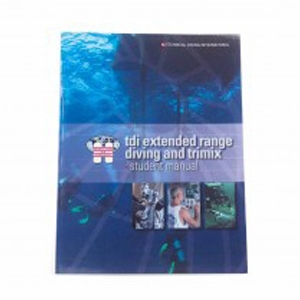 TDI EXTENDED RANGE DIVING & TRIMIX MANUAL - Sea & Sea