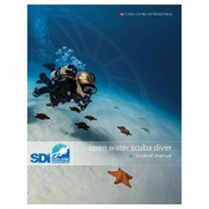 SDI OPEN WATER DIVER MANUAL