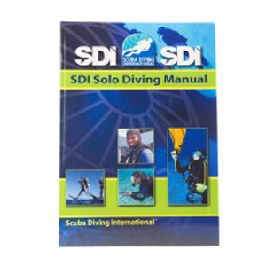 SDI SOLO DIVING MANUAL - Sea & Sea