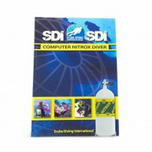 SDI COMPUTER NITROX DIVER MANUAL - Sea & Sea