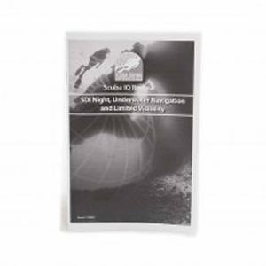 SDI NIGHT, NAVIGATION & LIMITED VISIBILITY KNOWLEDGE QUEST - Sea & Sea