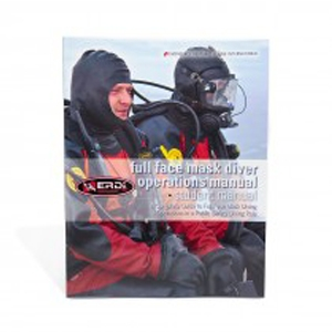 SDI-ERDI FULL FACE MASK DIVER MANUAL