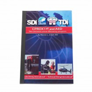 SDI CPROX 1st AED MANUAL - Sea & Sea