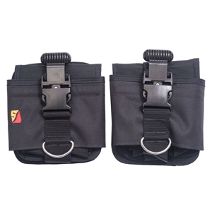 32LB QB WEIGHT POCKET SYSTEM - Sea & Sea