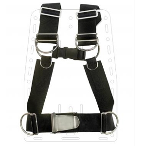 DELUXE HARNESSES - Sea & Sea
