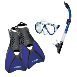 MASK-SNORKEL-FIN SET - Sea & Sea