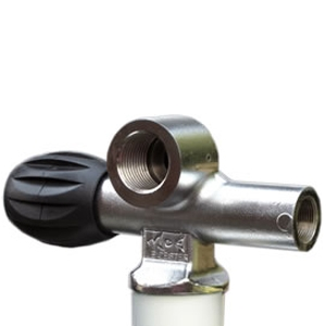 MODULAR CYLINDER VALVE (LEFT & RIGHT) - Sea & Sea