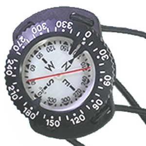 COMPASS WITH BUNGEE MOUNT - Sea & Sea