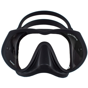 ES155 ULTRA CLEAR FRAMELESS MASK