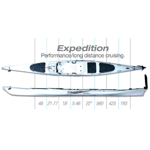 EXPEDITION SIT-ON-TOP KAYAK