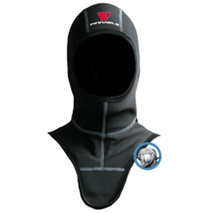 INFERNO V-SKIN ZIP-ON MERINO HOOD - Sea & Sea