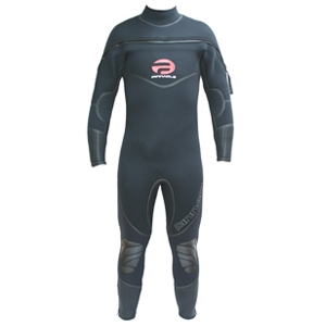 ENDEAVOR 7MM SEMI-DRYSUIT - Sea & Sea