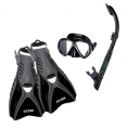 MASK-SNORKEL-FIN SET - Thumbnail 02 - Sea & Sea