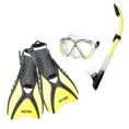 MASK-SNORKEL-FIN SET - Thumbnail 03 - Sea & Sea